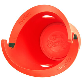 Cycloc Solo Garmin Edge Houder, red/orange